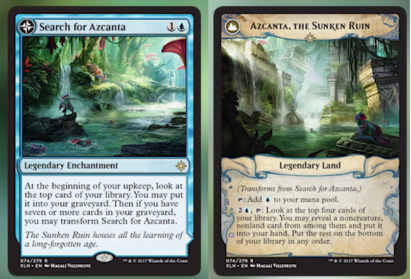 [XLN][CUBE] Search for Azcanta // Azcanta, the Sunken Ruin - Cube Card and Archetype Discussion ...