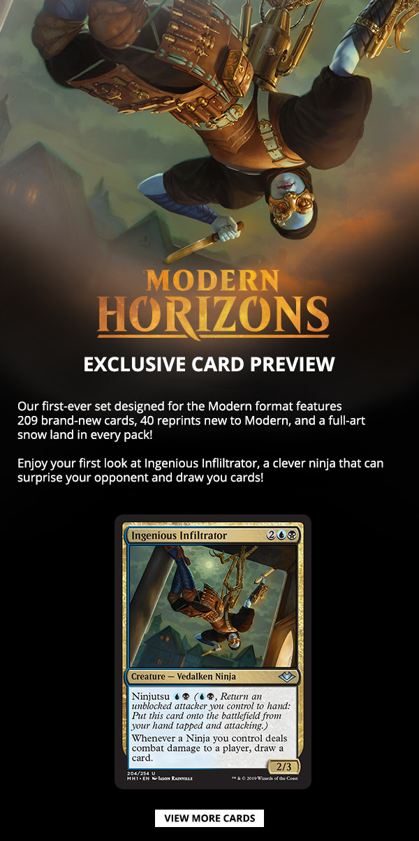 Modern Horizons Spoilers - Page 32