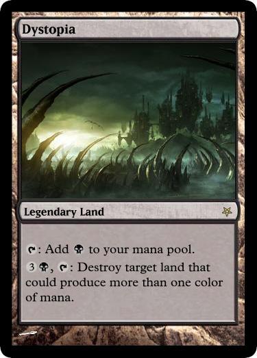 Land Suggestions How S This Custom Card Creation Magic Fundamentals Mtg Salvation