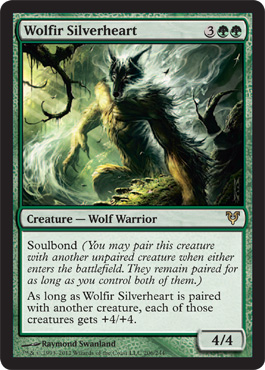 AVR] Wolfir Silver - New Card Discussion - The Rumor Mill ...