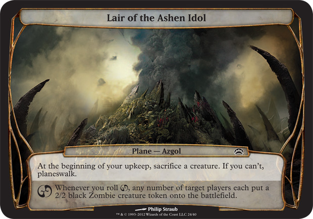 [PC2] Planechase 2012 Complete Spoiler + Planes and ...