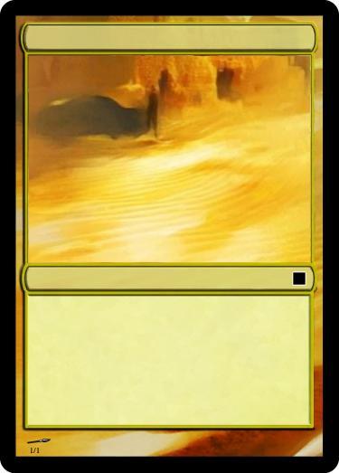 Prelude To Yellow Custom Card Creation Magic