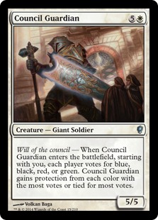 council guardian creature cards mtg salvation