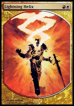 Lightning Helix - Instant - Cards - MTG Salvation
