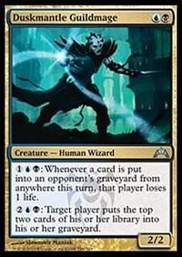 Guilds of Ravnica MTG Magic - NM//M 4x Nightveil Predator x4 U